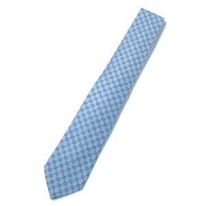 グッチ GUCCI ネクタイ ライトブルー系 152950 4B002 4968|sail-brand