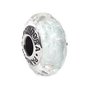 PANDORA パンドラ チャーム FROSTY MINT SHIMMER GLASS 791656 sail-brand