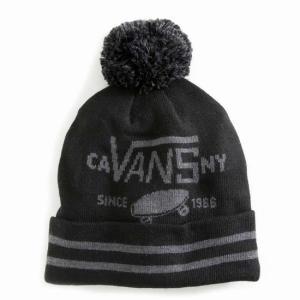 VANS バンズ ニット帽 ブラック vn0002ukblk sail-brand