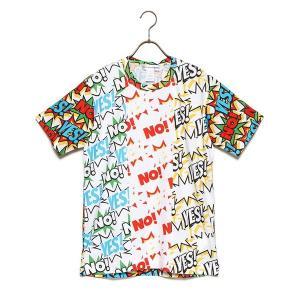 コムデギャルソン COMME des GARCONS Tシャツ メンズ 半袖 SHIRTS GRAPHIC PRINT T-SHIRTS W27105 1|sail-brand