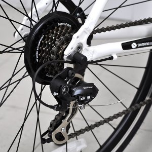 【ANIMATOアニマート】 クロスバイク METRO(メトロ) シマノ21段変速 700C 軽量アルミフレーム|sailaijidanxia|05