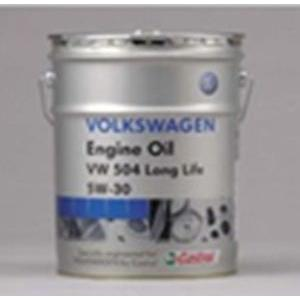 VW 純正エンジンオイル  20L