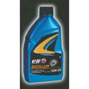 送料無料 elf  エルフ  エクセリゥム 10W-50 5L×3缶セット|sair