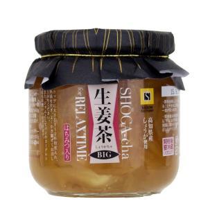 セゾンファクトリー果実茶 生姜茶 BIG 540g|saisonfactory