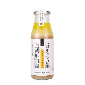 セゾンファクトリー 旨チャンコ鍋 金胡麻白湯 420g