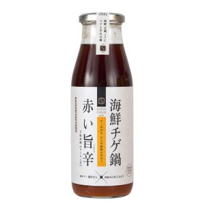セゾンファクトリー 赤い旨辛 海鮮チゲ鍋 440g|saisonfactory