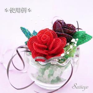 ガラスのたまご型カップ 大 (花器やテラリウムの容器、小物入れなど) saitayo 02