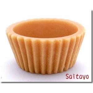 スウィーツカップ タルト型大(プレーン)|saitayo