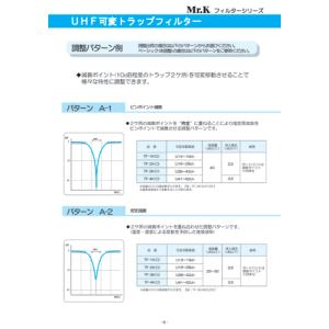 UHF可変トラップフィルター TF-2K(U□) 〔選択範囲U19〜28chより指定〕|saito-com|04