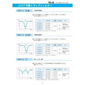 UHF可変トラップフィルター TF-2K(U□) 〔選択範囲U19〜28chより指定〕|saito-com|06