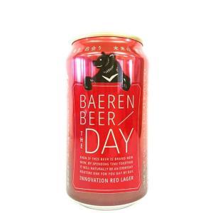 ベアレンビール ザ・デイ イノベーション レッド ラガー 缶 350ml|saitousaketen34