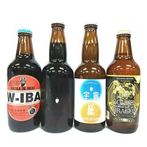 クラフトビール 飲み比べ 4本セット 【D】|saitousaketen34