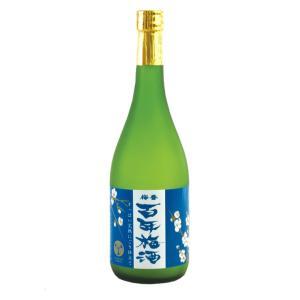 百年梅酒 すっぱい完熟にごり仕立て 720ml