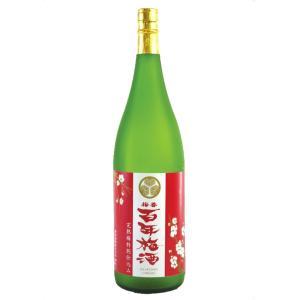 梅香 百年梅酒 完熟梅特別仕込み 1.800ml