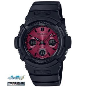 G-SHOCK Black and Red Series AWG-M100SAR-1AJF saitoutokeiten