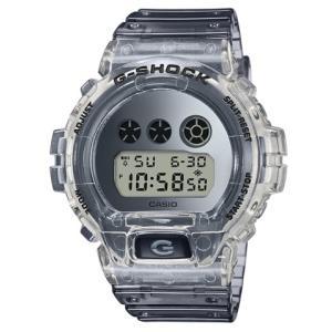 カシオ CASIO G-SHOCK Clear Skeleton クリアスケルトン 腕時計DW-6900SK-1JF