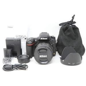 【美品】Nikon デジタル一眼レフカメラ D750 24-85レンズキット AF-S NIKKOR...