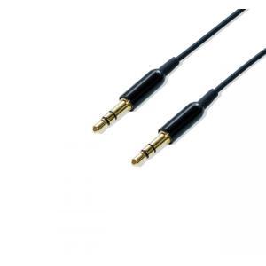 オーディオ ケーブル ブラック 1m|saj-directstore