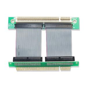 PCI バス 延長 ケーブル 5cm|saj-directstore