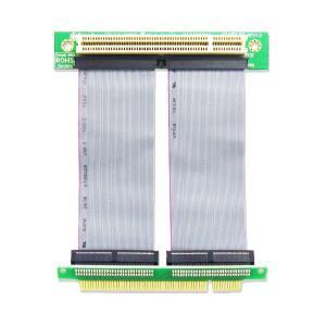 PCI バス 延長 ケーブル 10cm|saj-directstore