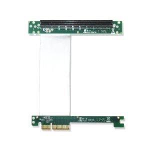 PCI Express × 4 バス 延長 ケーブル 10cm|saj-directstore