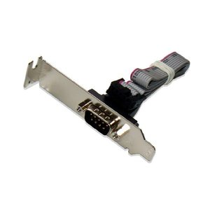 RS-232C延長ケーブル フラット式(ストレート結線) LP専用 30cm saj-directstore