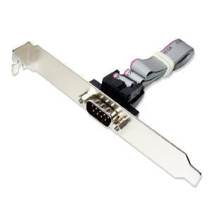 RS-232C延長ケーブル フラット式(ストレート結線) 30cm saj-directstore