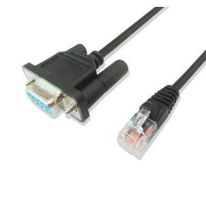 RS-232C ⇔ RJ11変換ケーブル 2m(結線方式:2-3、3-4、5-5) saj-directstore