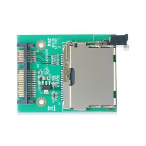 CFastカード→SATA変換アダプター(イジェクタスライドロック付付き)|saj-directstore