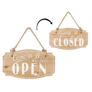 両面プレート オープン クローズ OPEN & CLOSED 4G