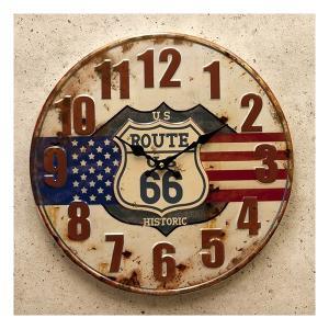 掛時計 掛け時計 ウォールクロック 時計 アメリカ雑貨 アンティーク ビンテージ おしゃれ インテリ...