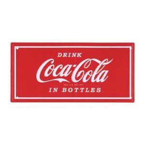 ブリキ看板 Coca・Cola コカコーラ看板 ブランド コカコーラグッズ メタル看板 ドリンク アメリカ雑貨 コカ・コーラ|sakae-daikyo