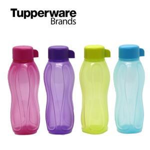 Tupperware タッパーウェア Tupperware Brands エコボトル ミニ 4本セット アウトドア スポーツ ドリンクボトル アウトレット|sakae-daikyo