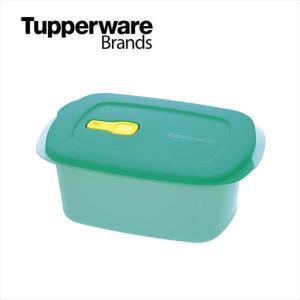 Tupperware タッパーウェア クリスタルウェーブネクスト 角型1700 電子レンジ容器 下ごしらえ 調理 保存|sakae-daikyo