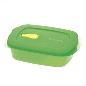 Tupperware タッパーウェア クリスタルウェーブネクスト 角型1000 電子レンジ容器 下ごしらえ 調理 保存|sakae-daikyo