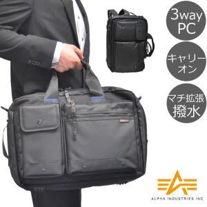 ビジネスバッグ 3way ビジネスバック メンズ ブリーフケース アルファ ALPHA キャッシュレス ポイント還元|sakaeshop