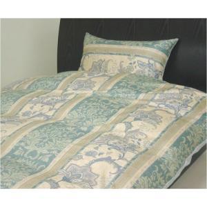【日本製】綿100% カバーリング 枕カバー/ピロケース 43×63cm用(エンペラー)
