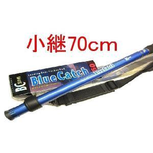 ニューフィッシングスタイル ブルーキャッチ BC590 小継70cm 玉の柄 タモ|sakai11101