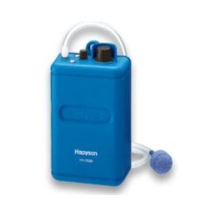 ハピソン(Hapyson) 乾電池式エアーポンプYH-707B(単1電池1個用)