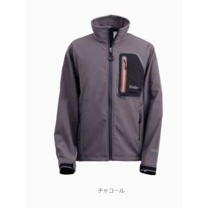 ?45%オフ!リバレイ(Rivalley) RV ウィンドガードジャケットII Lサイズ チャコール No.5289 フィッシングジャケット sakai11101