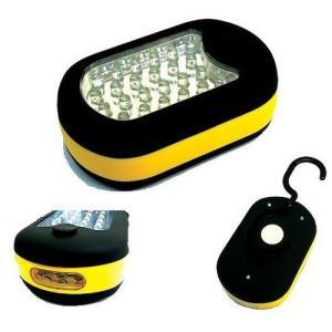 OGK(大阪漁具)LED万能ランプ24+3灯 イエロー OG719 吊り下げ マグネット付 sakai11101