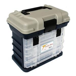 4段トレー式 ライトタックルボックス LightTackleBox ルアーボックス|sakai11101