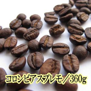 コーヒー豆 コーヒー 送料無料 お試し 珈琲  レギュラーコーヒー コロンビア・スプレモ・400gポッキリセット