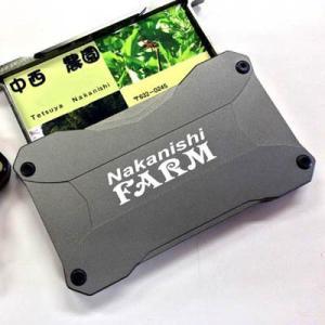 カードケース(アルミ製) sakaiproject 06