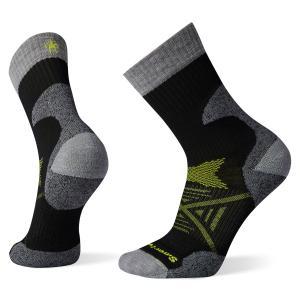足裏にクッションを配したライトクルーに、新たにアキレスストラップを追加して保護性と保温性を向上。良質...