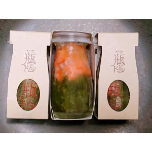 瓶ドン満足3種セット1〜いか、たこ、宮古トラウトサーモン〜 sakanayasan-gokko