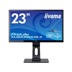 iiyama 在庫あり 全国送料無料 XUB2390HS-B5 23型ワイド液晶ディスプレイ Pro...