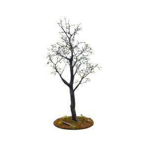 初秋の樹木 19cm前後 ベース付き 1本 :アクセサリーズフォーランドスケープ 塗装済み完成品 1/35〜48 特製008|sakatsu|02