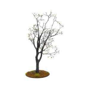 初秋の樹木 19cm前後 ベース付き 1本 :アクセサリーズフォーランドスケープ 塗装済み完成品 1/35〜48 特製009|sakatsu