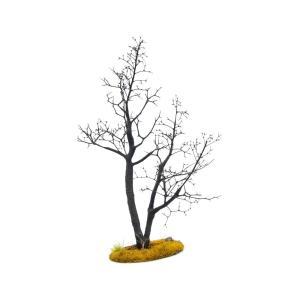 枯れ木の風景 秋 19cm前後 ベース付き 1本 :アクセサリーズフォーランドスケープ 塗装済み完成品 1/35〜48 OWB80002 sakatsu 02